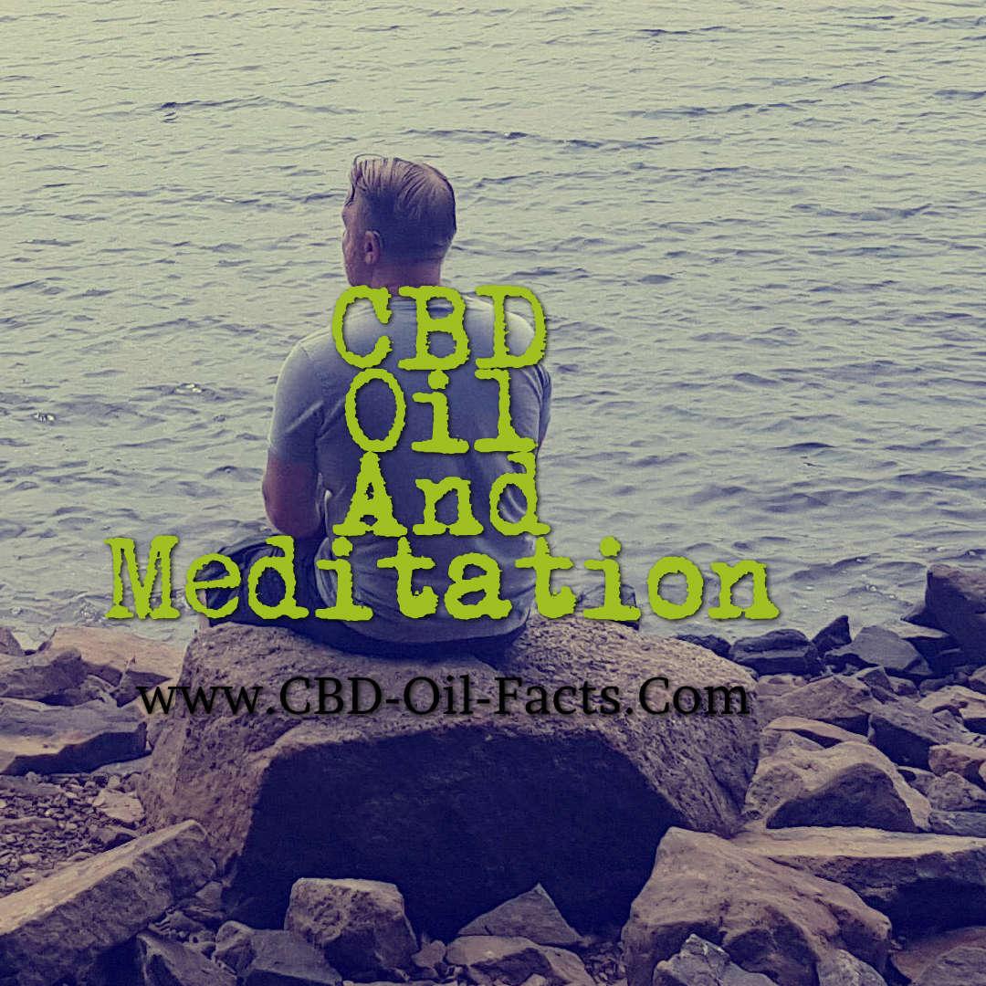 CBD Oil And Meditation