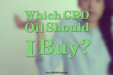 Which CBD Oil Should I Buy?